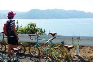 カヤック&サイクリングツアー