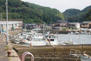 北海道の漁港