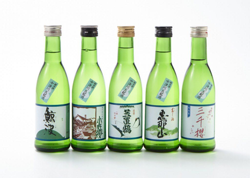 岐阜県中津川市のふるさと納税返礼品のお酒をご紹介!