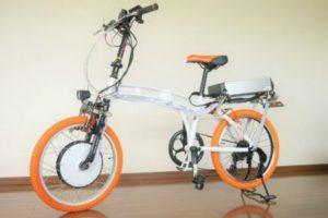 電動自転車型バイクEサイクル