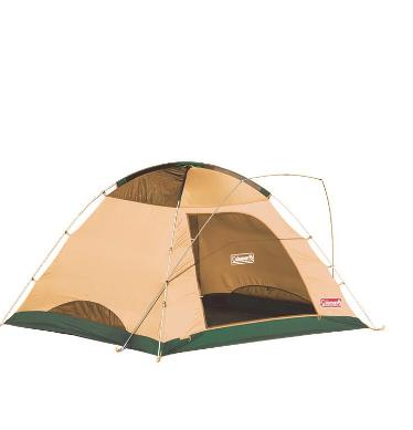 家族5人がゆったり寝れる安心のタフワイドドーム。