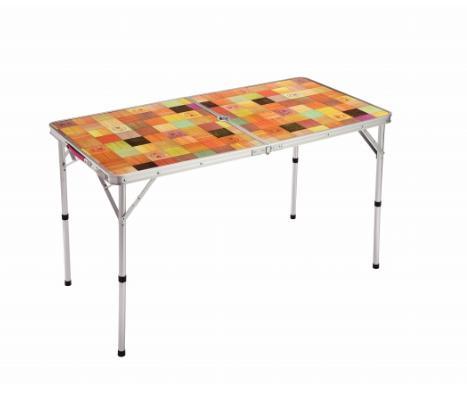 ナチュラルモザイク(TM)リビングテーブル/120プラス