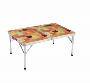 ナチュラルモザイク(TM)リビングテーブル/90プラス