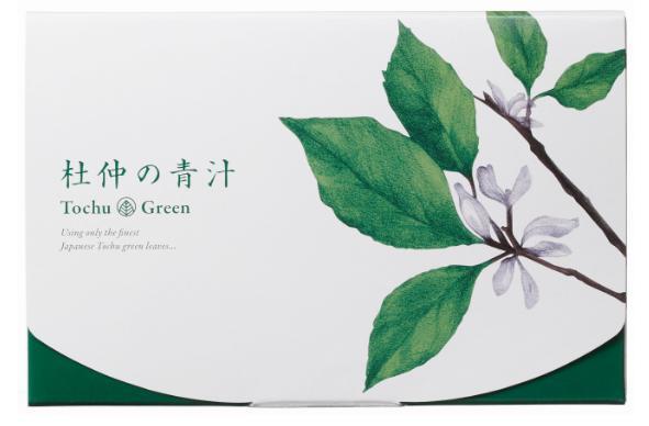 杜仲の青汁 Tochu Green スティック