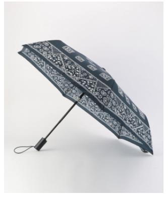 シップス 折り畳み傘 柄デザイン