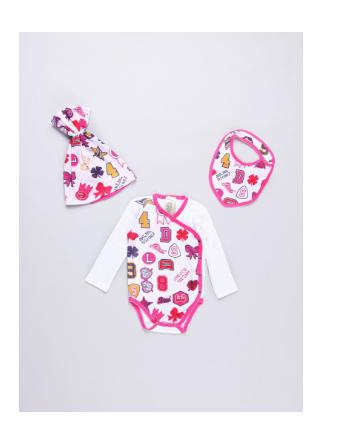 BABY GIRLS GIFT SET