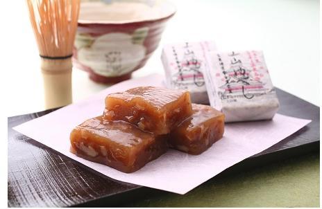 上山ゆべし【第23回全国菓子博栄誉金賞受賞】6個×1箱