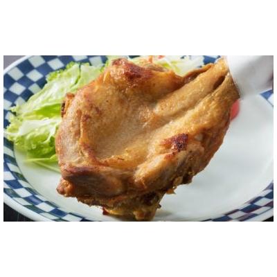 初音の鶏もも肉の塩焼き【1本】