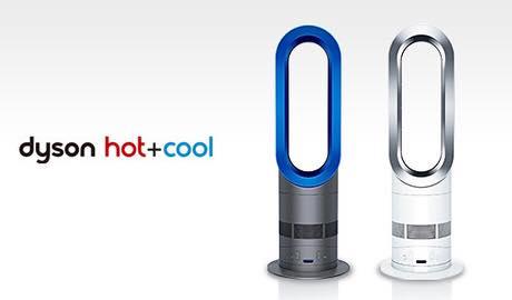 ふるさと納税で貰える人気家電!ダイソン(dyson hot&cool)のファンヒーターのご紹介