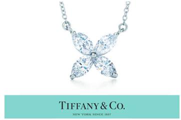ティファニー TIFFANY & Co. ビクトリア ペンダント (ラージ) 0.81カラット