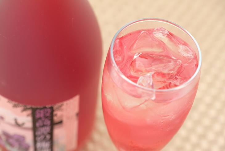 鍛高譚(たんたかたん)の梅酒