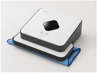 ふるさと納税×iRobot!人気家電の床拭きロボット iRobotブラーバ 380Jのご紹介