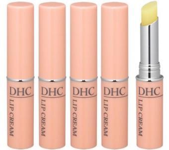 DHC薬用リップクリーム5本セット