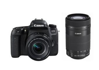 キヤノン一眼レフカメラ(EOS9000Dダブルズームキット)