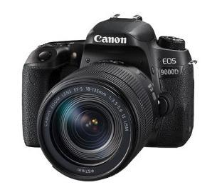 キヤノン一眼レフカメラ(EOS9000D EF-S18-135 IS USMレンズキット)