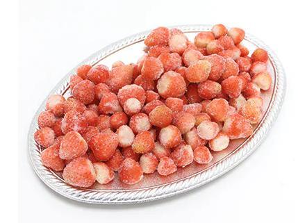 佐賀県産 摘みたてこおりイチゴ1kg