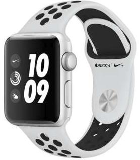 Apple Watch Nike+ GPSモデル MQKX2J/A(ホワイト)