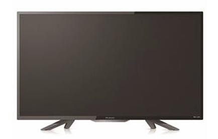 【FUNAI】500GB内蔵HDD 43V型4K対応 LED液晶テレビ