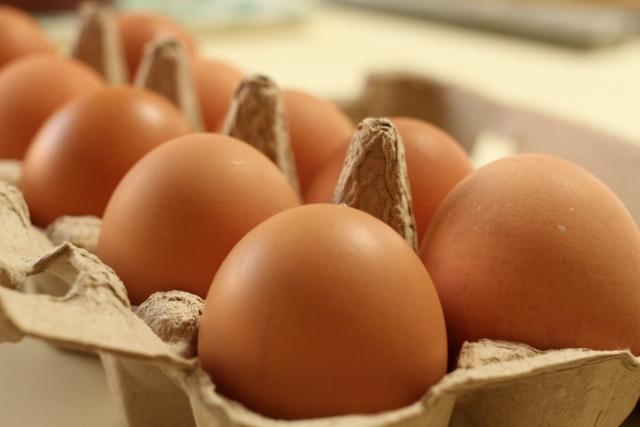ふるさと納税で卵をゲット