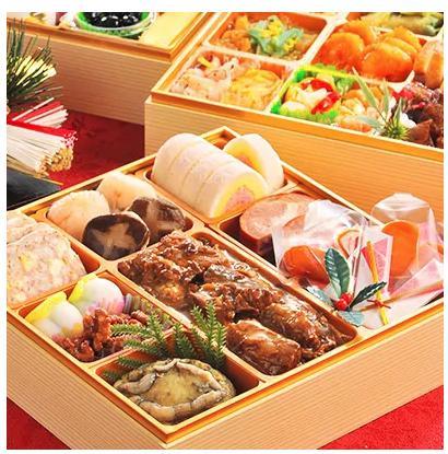 【さとふる限定】<2019年新春>佐世保市三段重特製おせち料理 海風のめぐみ