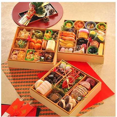 【さとふる限定】2019年新春勝浦市三段重特製おせち料理 海の幸万歳おせち