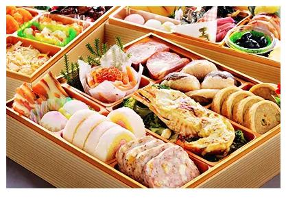 【さとふる限定】2019年新春標津三段重特製おせち(サケのまち標津からの贈り物)