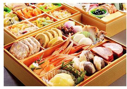 【さとふる限定】2019年新春熟成キジ料理入り三段重特製おせち(鬼の幸の贈り物)