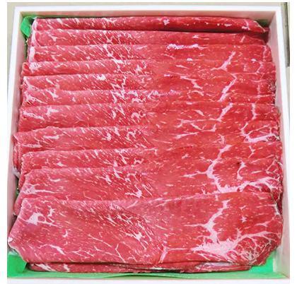 上州牛 モモしゃぶしゃぶ1kg