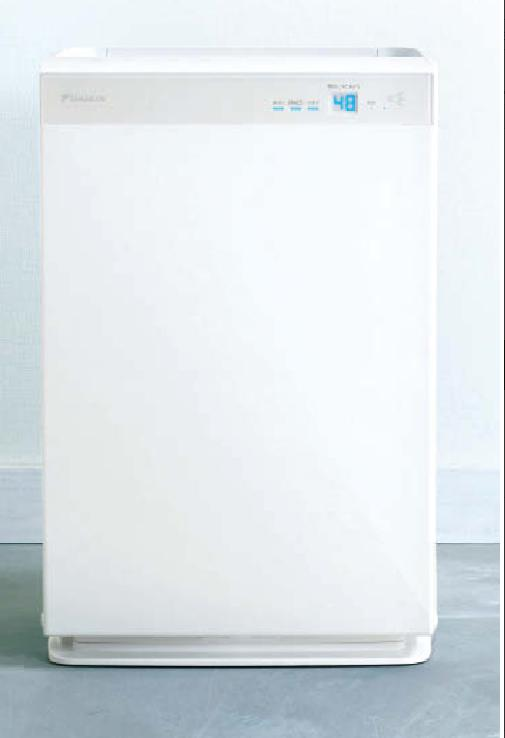 加湿ストリーマ空気清浄機ACK70U(ホワイト)