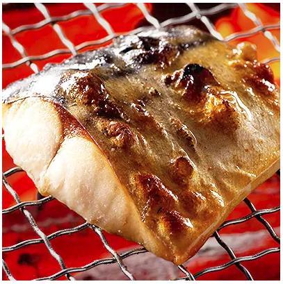 肉厚の塩さば切身(昆布風味)30切れセット(福岡県春日市)