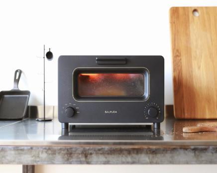 BALMUDA The Toaster ブラック