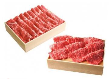 山形牛(東根産)もも食べつくしセット