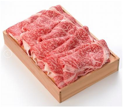 松阪牛すき焼き