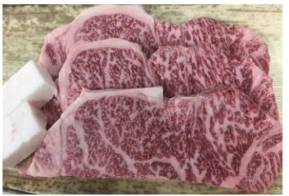 特産松阪牛サーロインステーキ