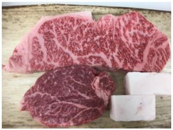 特産松阪牛ステーキ