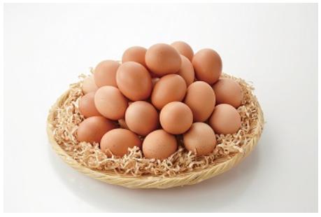 〈大容量〉秋川牧園の卵30玉セット(山口県山口市)