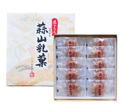 蒜山乳菓10ケ