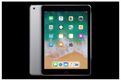 iPad Wi-Fi 32GB (カラー:スペースグレイ )Yukuhashi 3D スマホで飛び出す美術館インストール済み