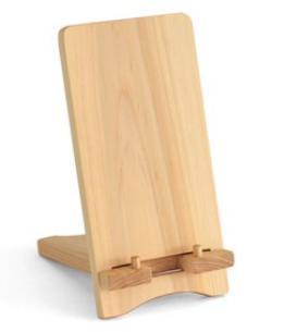 iPad stand(ひのき)