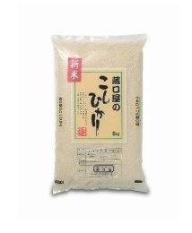 【新米】こしひかり5kg(精米)(石川県輪島市)
