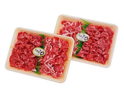 【地元ブランド】くまもとあか牛500gすき焼、鉄板焼用