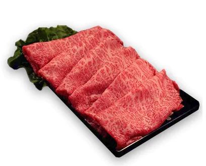 佐賀牛A5しゃぶしゃぶすき焼き用【厳選部位】ロース肉・モモ肉・ウデ肉400g